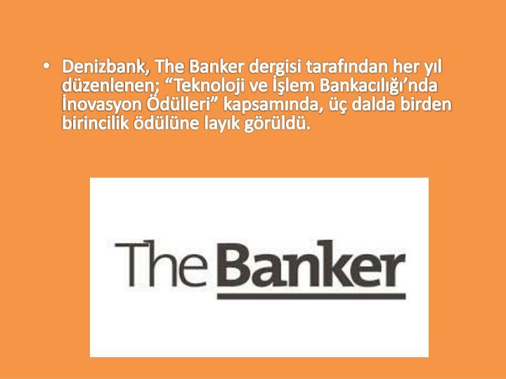 Denizbank,