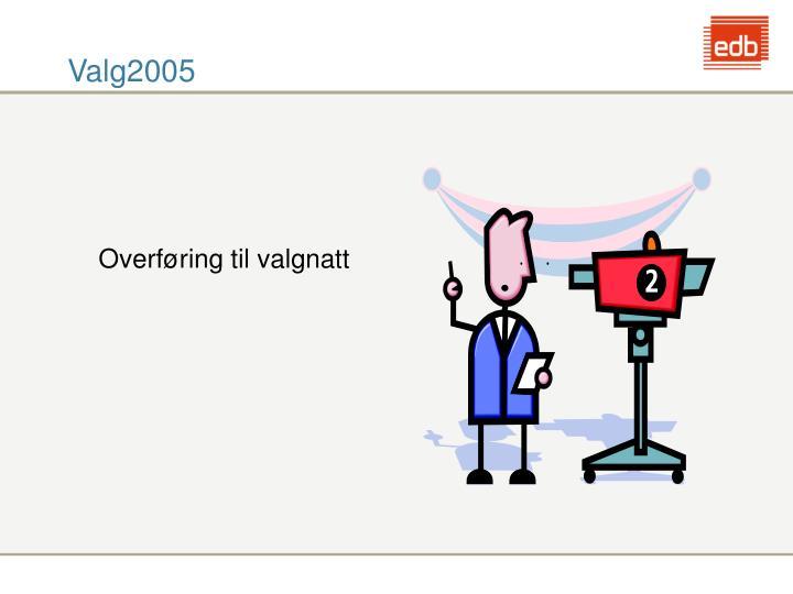 Valg2005