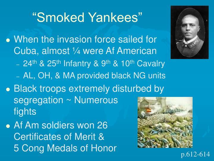 """""""Smoked Yankees"""""""