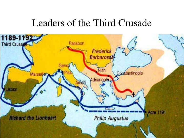 rise of the third crusade with Introduction the first crusade and the establishment of the latin states the era of the second and third crusades the fourth crusade and the latin empire of .