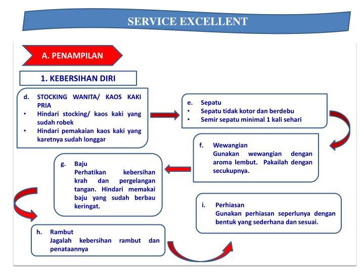 SERVICE EXCELLENT
