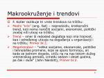 makrookru enje i trendovi