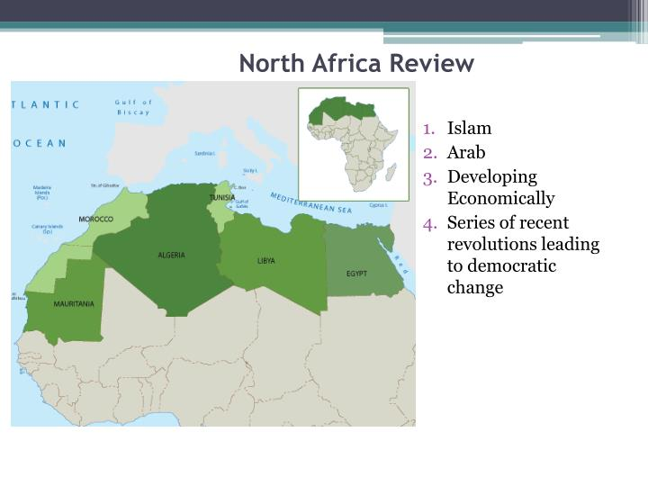 North Africa Review