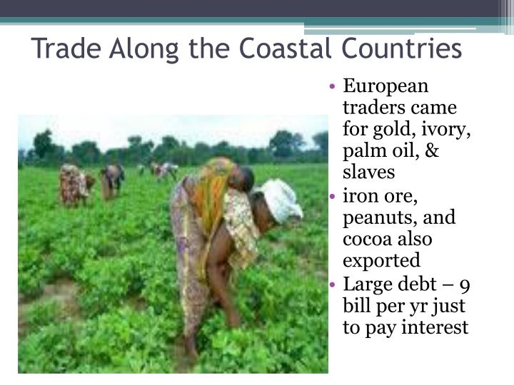 Trade Along the Coastal Countries
