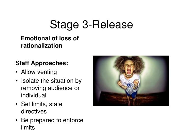 Stage 3-Release