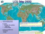 lcg may 2005
