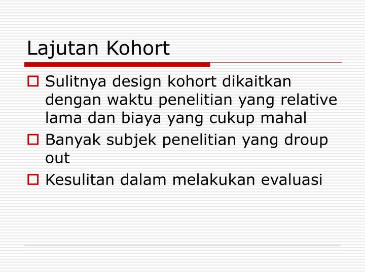 Lajutan Kohort
