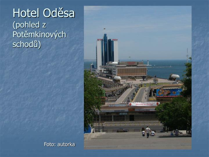 Hotel Oděsa