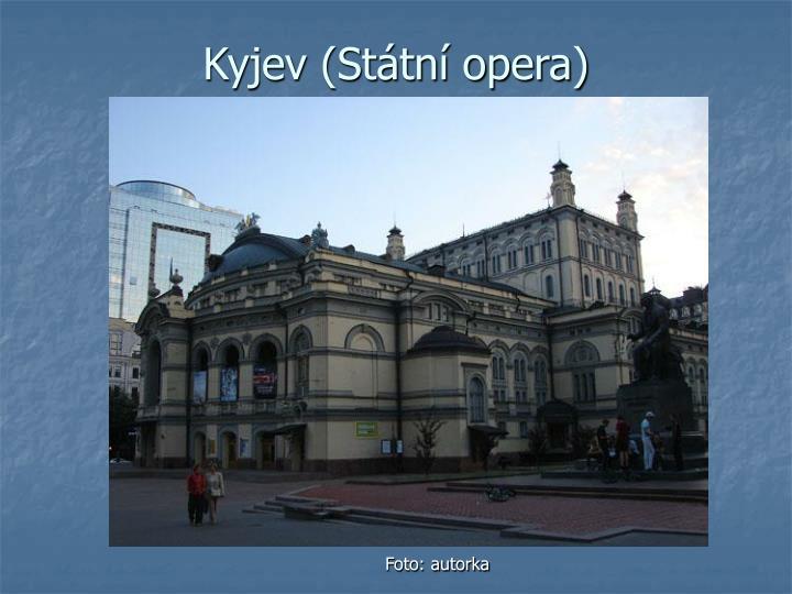 Kyjev (Státní opera)