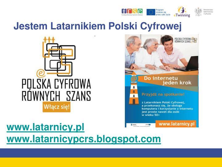 Jestem Latarnikiem Polski Cyfrowej