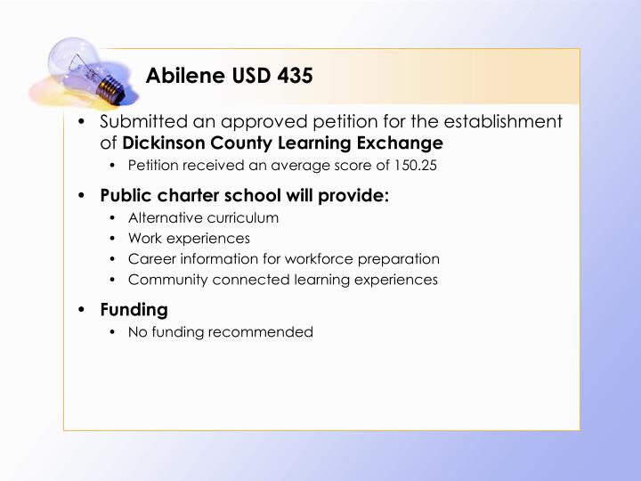Abilene USD 435