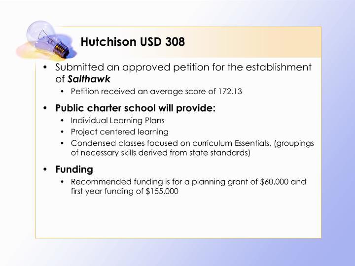 Hutchison USD 308