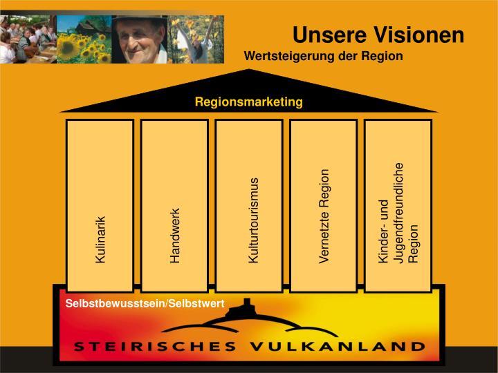 Unsere Visionen