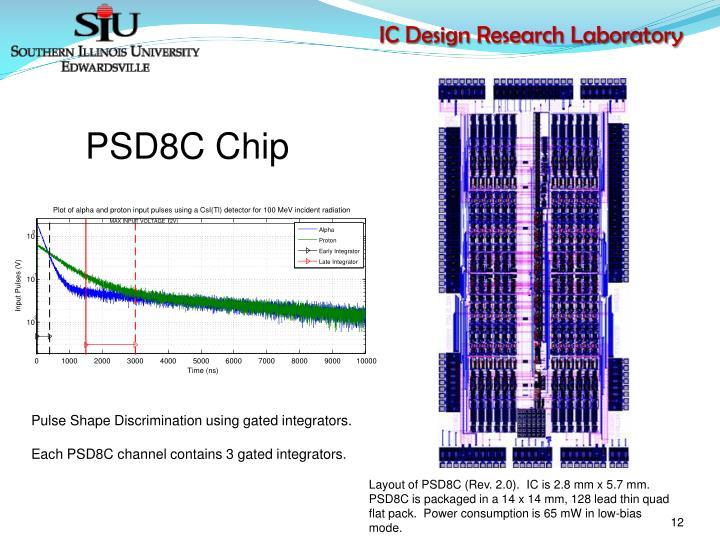 PSD8C Chip