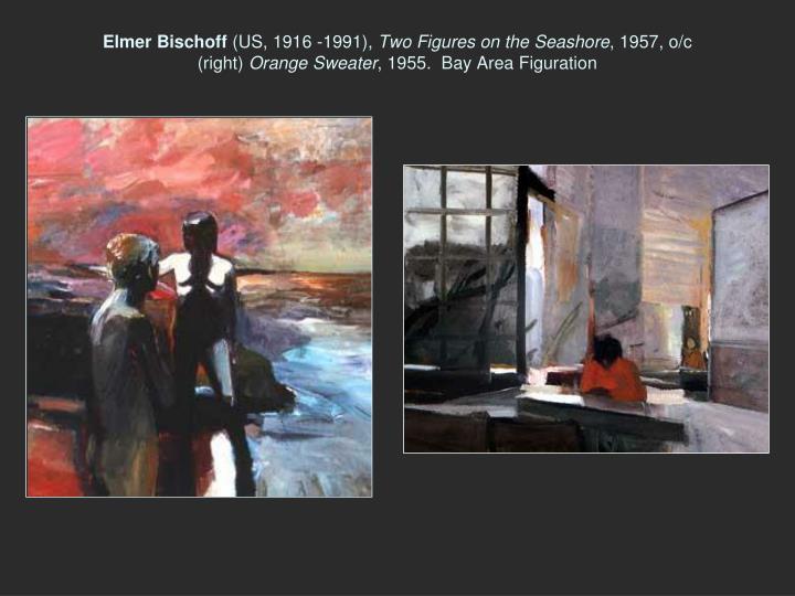 Elmer Bischoff