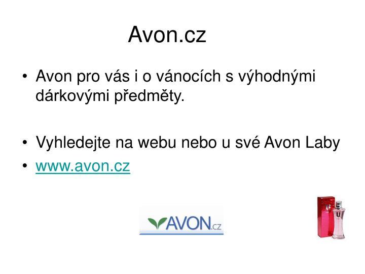 Avon.cz
