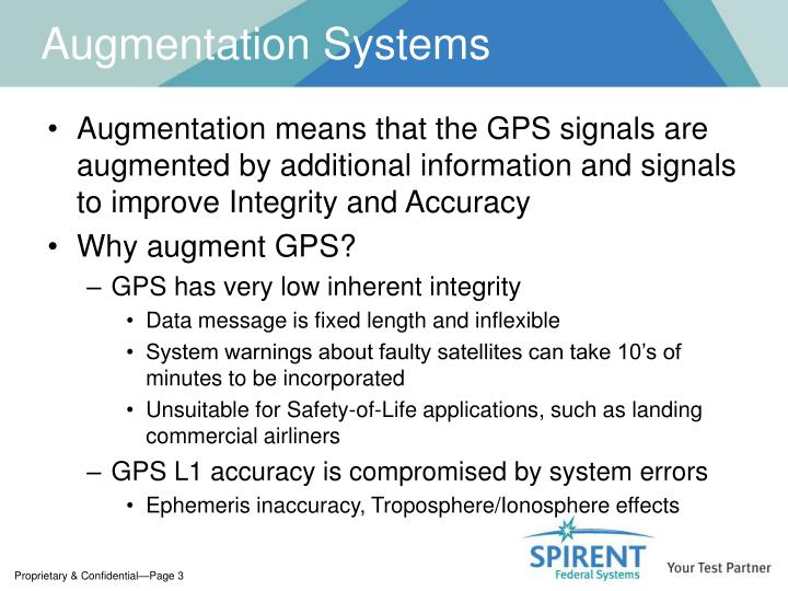 Augmentation Systems