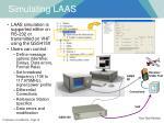 simulating laas