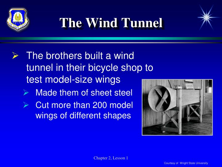 The Wind Tunnel