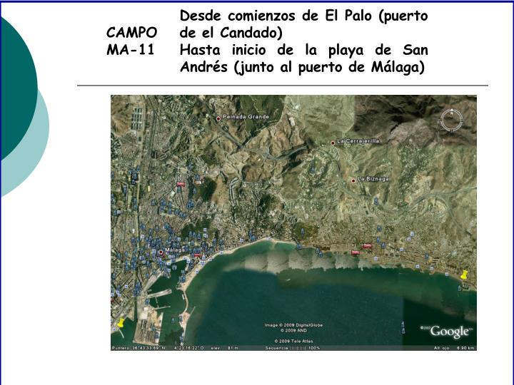 CAMPO MA-11