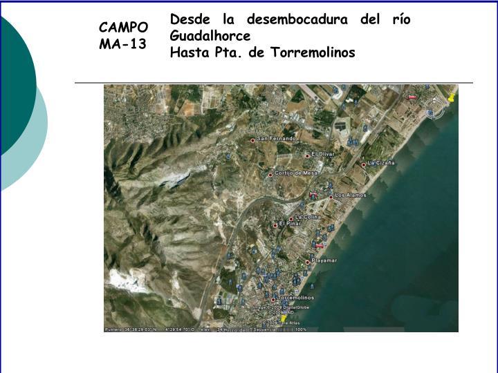 CAMPO MA-13