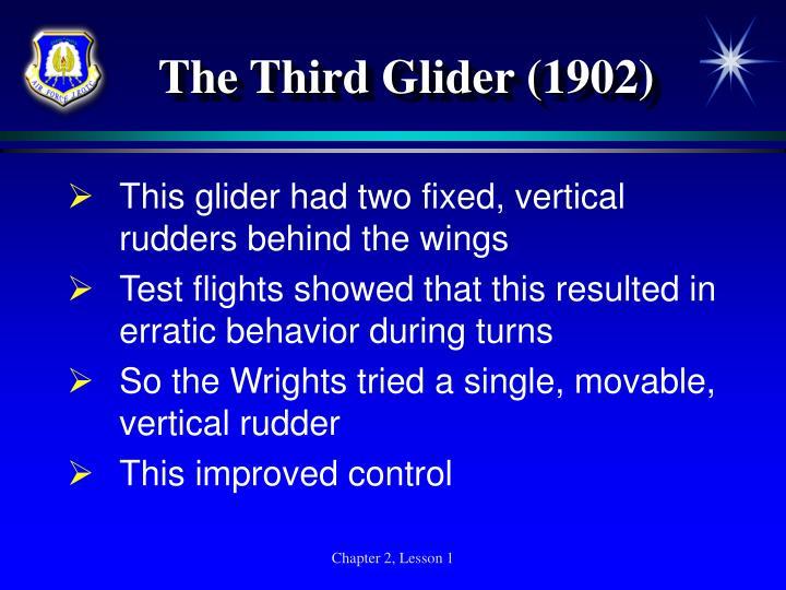 The Third Glider (1902)