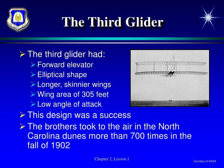 The Third Glider