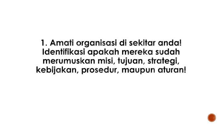 1. Amati