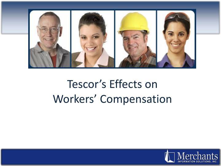Tescor's