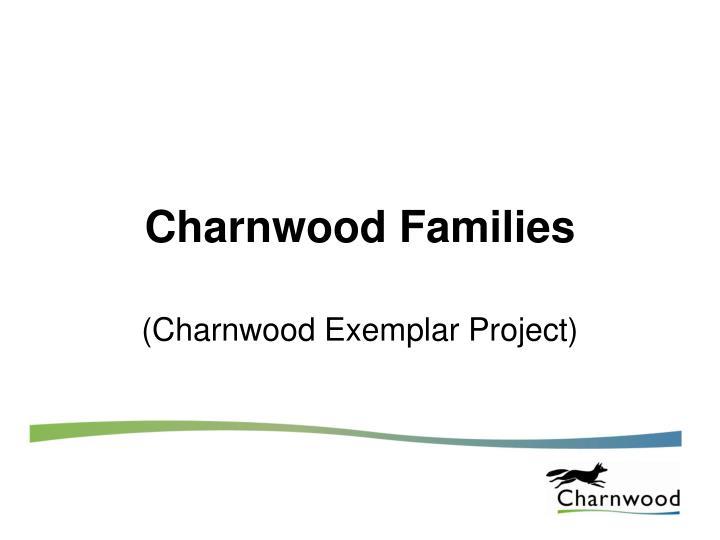 Charnwood Families