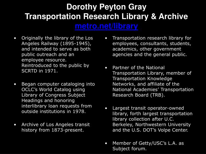 Dorothy Peyton Gray