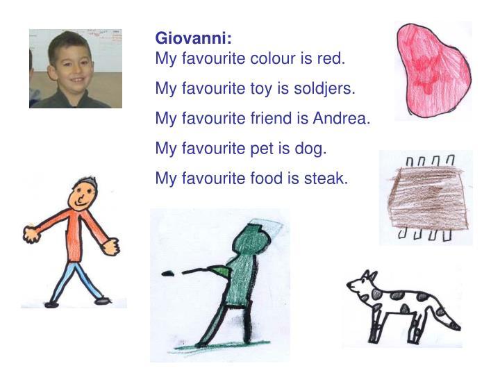 Giovanni: