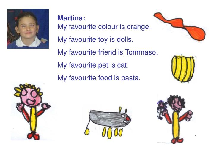 Martina:
