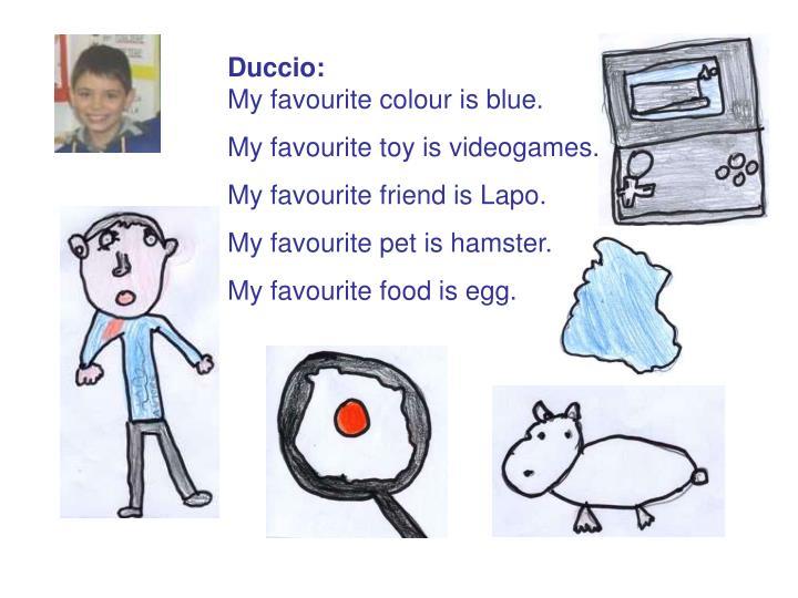 Duccio: