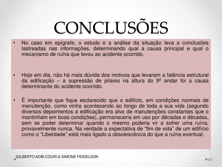 CONCLUSES