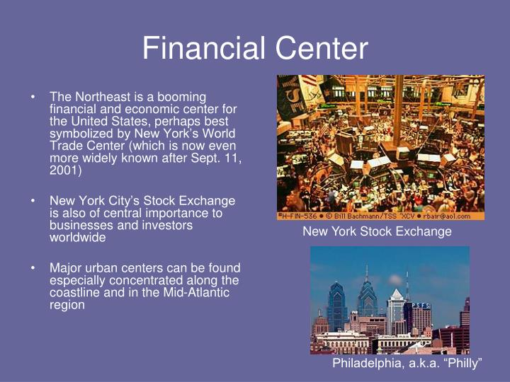 Financial Center