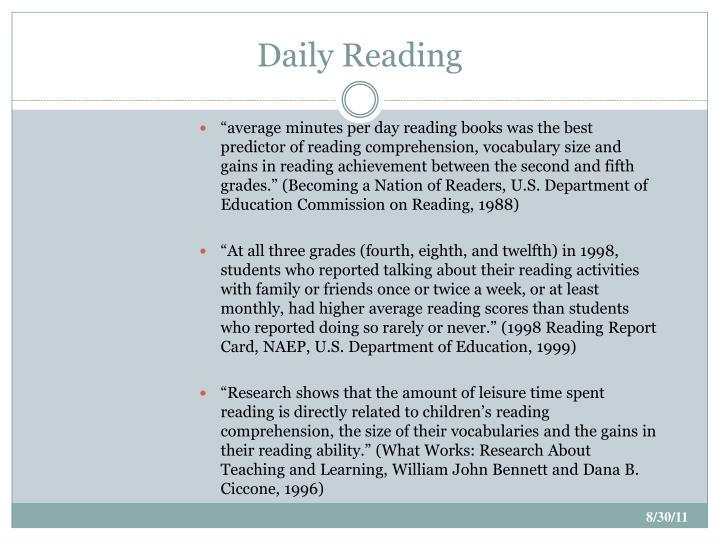 Daily Reading