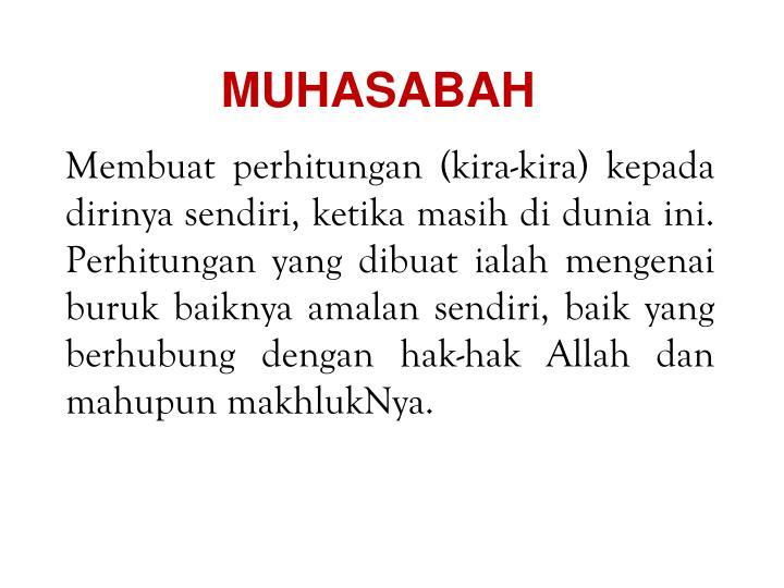 MUHASABAH