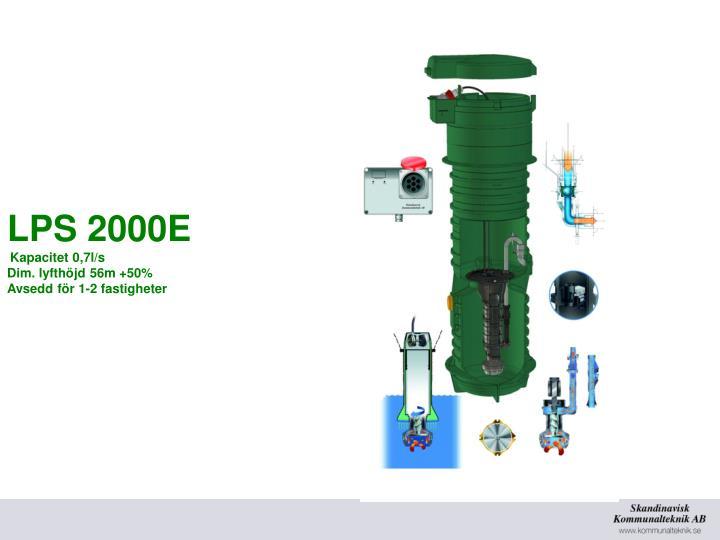 LPS 2000E
