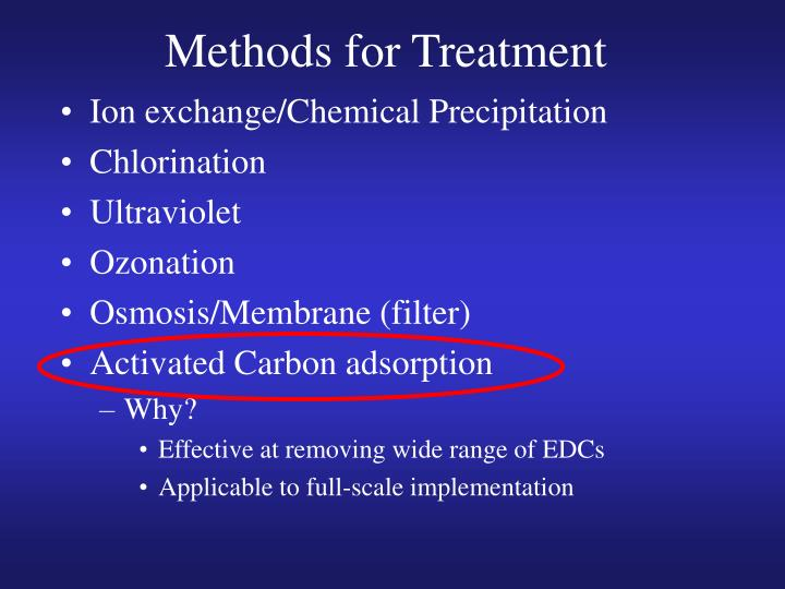 Methods for Treatment