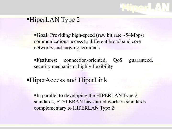 HiperLAN Type 2