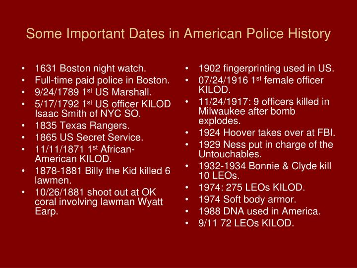 1631 Boston night watch.