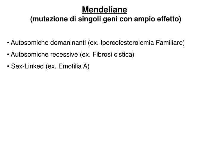 Mendeliane