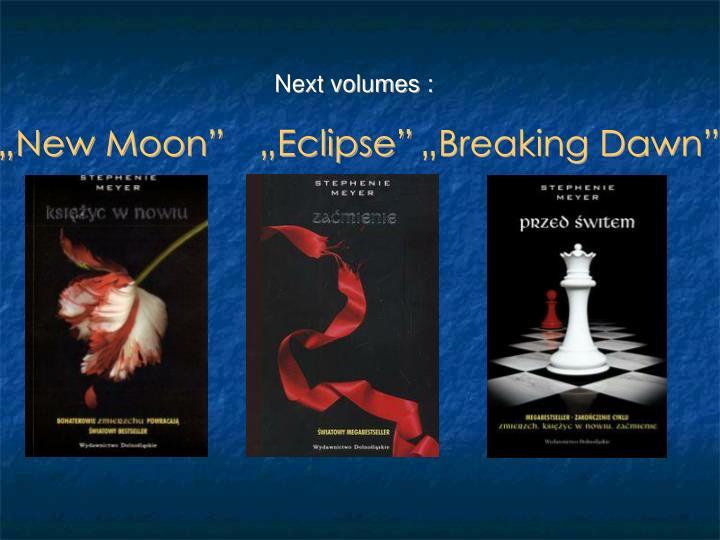 """""""Eclipse"""""""