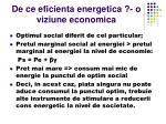 de ce eficienta energetica o viziune economica