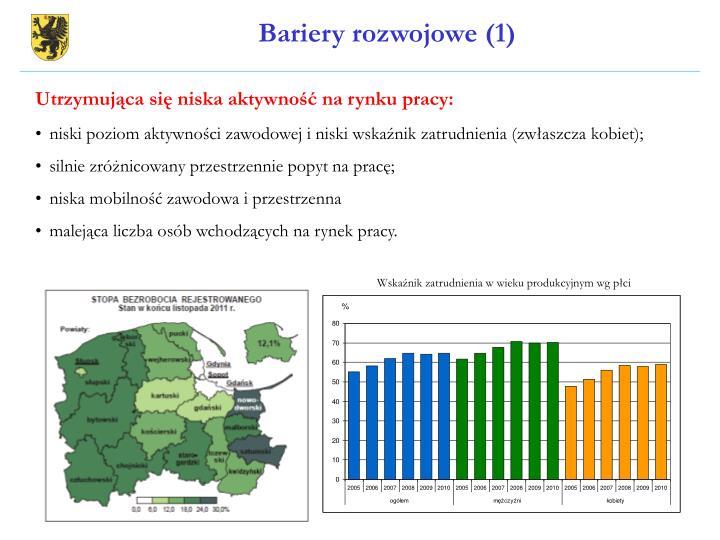 Bariery rozwojowe (1)