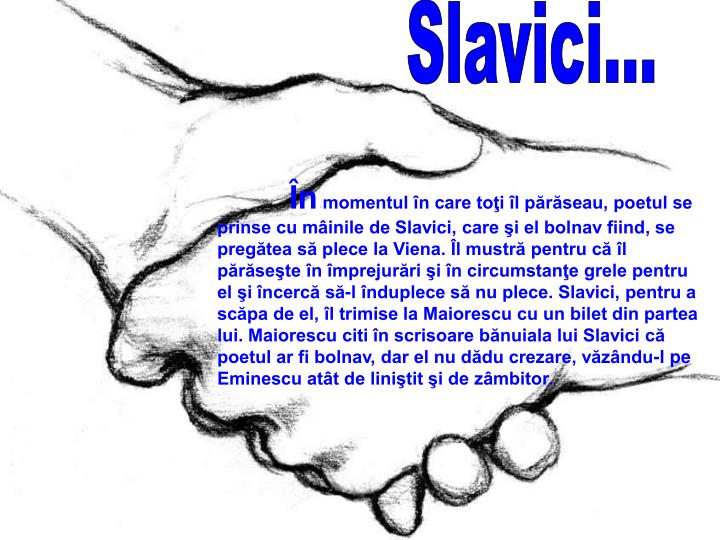 Slavici...