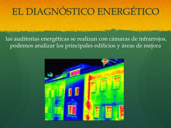 EL DIAGNÓSTICO ENERGÉTICO