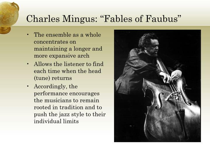 """Charles Mingus: """"Fables of Faubus"""""""