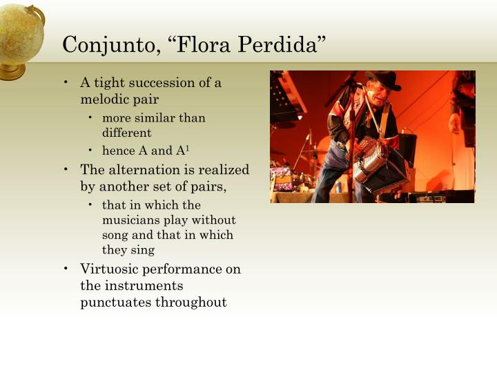 "Conjunto, ""Flora Perdida"""